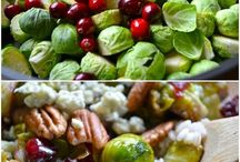 Food - Side dishes / by Christina Smith Geiger