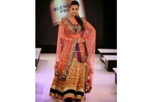 Malaika Arora Beige& Peach Lehenga / Beige& Peach Lehenga; Net Lehenga With Heavy Blouse.The Lehenga set has 3 pieces: a semi stitched 8 kali skirt, an unstitched blouse piece, fully finished dupatta.