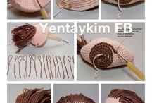 Wzory amigurumi
