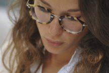 Eye Glasses / by Kory Solkey