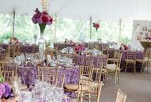 Gold/Metallic/Purple/Lavender / wedding / by Alena Swanson, Wedding Planner