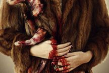 """Animals : Anti Fur / Any fur looks far more beautiful on its original owner. I have no respect for anyone who thinks that the fur of an animal makes them look beautiful - or wears it simply to show """"status""""  Stop the cruelty."""