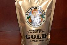 Eureka Joe's Products / Check out our paydirt and gold concentrates!