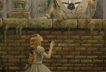 alice in the land of wonder