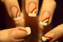 Nail Art Ideas / by Janice Wilson CTMH Independent Consultant