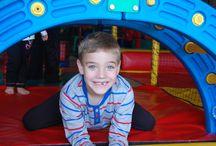 Fun for the kids / great fun at Yeesh! Fun for kids in Woodmead Joburg, South Africa