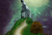 surrealistische fotografie landschappen / Bekijk onze site voor meer www.surrealistischefotografie.nl