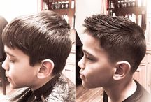 Children's Hair Styles and Haircuts / Little children's hair styles and haircuts from Salem Ohio Salon, Natural Solutions. We love little boy haircuts and little girl hair cut and styles. Kids hair style trends.
