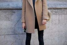 winter style / fashion trends in winter