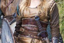 Vikingas, celtas, medievales...
