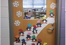 School door decorations
