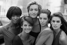 Supermodels♔ / Mostly the REAL supermodels from the 90s, but also the earlier ones and uptil today.