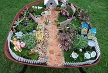 garden miniatures / garden miniatures