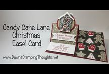 CARDS-Stampin' Up