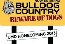 Homecoming 2013 / Now Entering Bulldog Country: Beware of Dogs