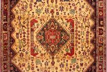 Persian carpets / Perzsaszőnyegek
