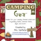 themes - camping / by Julee Dunn