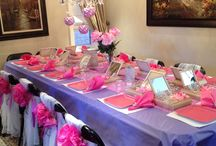 9 Year Old Girl Birthday Party Theme