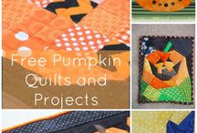 Holiday quilts