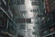 ART. Exterior. City