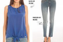 Outfits Mujer Primavera/Verano 2015