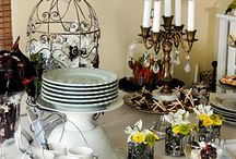 Celebrate good times - - Brunch/Tea Party / by Sara ColelLa