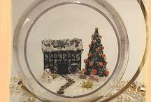 Christmas decoration / Hand made Christmas decoration