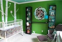 Baby nursery / by Kristy Tarnowski