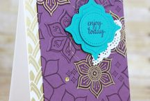 Eastern Palace Stampin' Up!