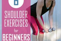 shoulders exercise