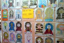 Primary Egyptian Theme / Ideas for primary learnign foran Egyptians Theme