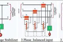 digital servo stabilizer / Servo voltage stabilizer design