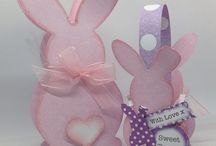 Hippity Hoppity Bunny Baskets / More inspiration using the latest collection from Craftwork Cards.