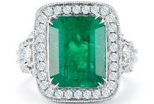 Emeralds for Saint Patricks Day