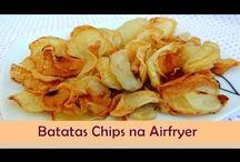 Fritadeira Airfryer / Receitas