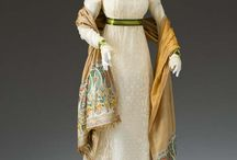 Clothing 1810 / by Maria Elkins