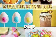 HOLIDAY: Easter / Easter food and crafts