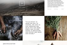 Web Design Inspiration / Anything that catches our eye / by Christine Fung