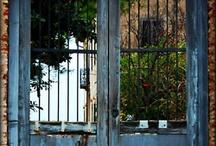 Enter Here / Doors / by SheriLynn