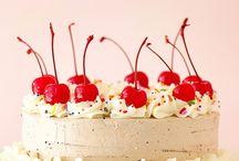 Cakes, Pies + Tarts || / by Halle Leonard