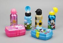 Kids / Las botellas y sandwicheras más divertidas para los niños