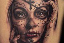 tattoos / by N d