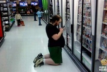 People of Walmart / by Hetty Brown