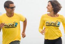 Camisetas UV pro / A linha de camisetas Dry Running UV é confeccionado com uma tecnologia que além de proteger dos raios solares mantém a malha fresca e confortável, ideal para atividades ao ar livre.