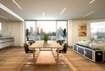 interiors.residential / home.bedrooms.bathrooms.livingrooms.kitchens / by Griffen Lim