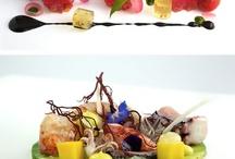 food plating-sweet
