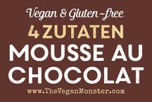 Dessert glutenfrei vegan