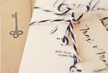 Stationery: Pretty Paper