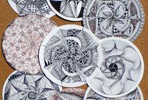 Art and Zentangles / by Ashley Mullino