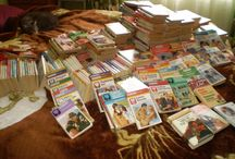 Vintage hq books